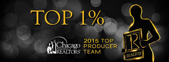 Top 1% - 2015 Top Producer Team